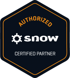 Snow Software Authorized Partner